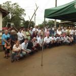 Cooperados atuantes em Papagaio/Guimarânia.