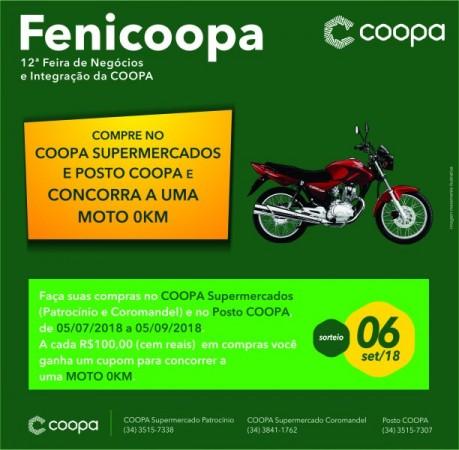 campanha moto